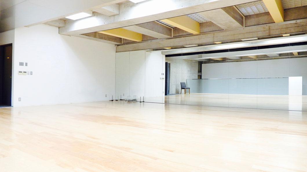 完全無料!ダンススタジオが自由に使える!